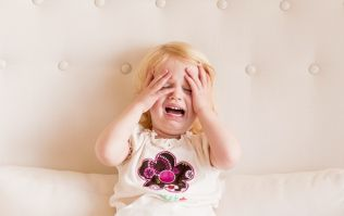Here is the WORST thing you could say to a child who is throwing a tantrum