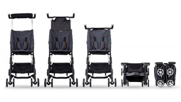 the world s smallest buggy is here and it folds to the size of a