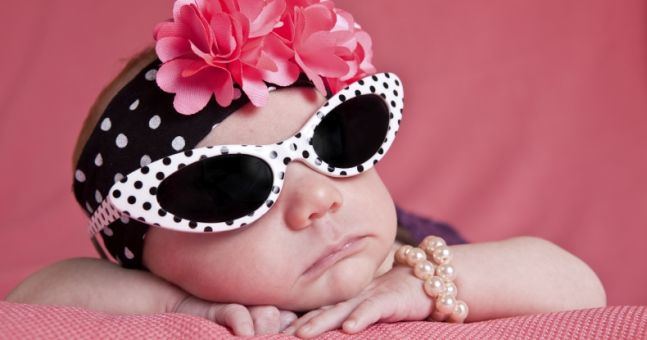 Nine ways living with a baby is like living with a diva pop star