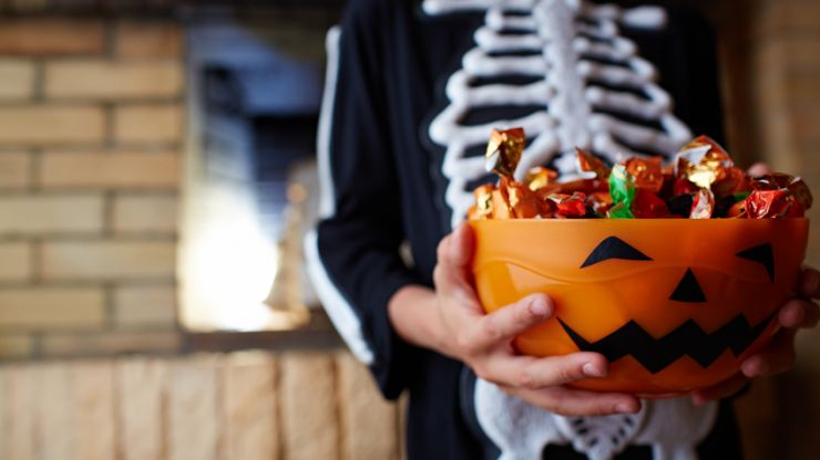 Vegan Sandwich Co is delivering free sweets to children in Dublin 7 on Halloween