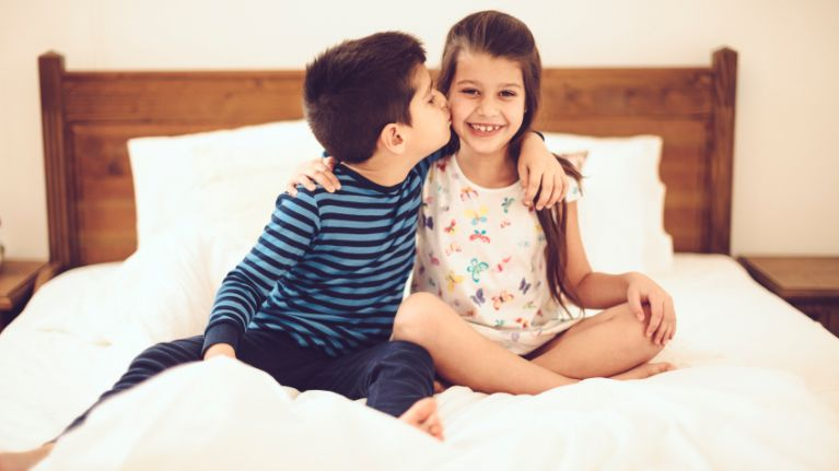 Siblings sharing rooms –are you for or against?