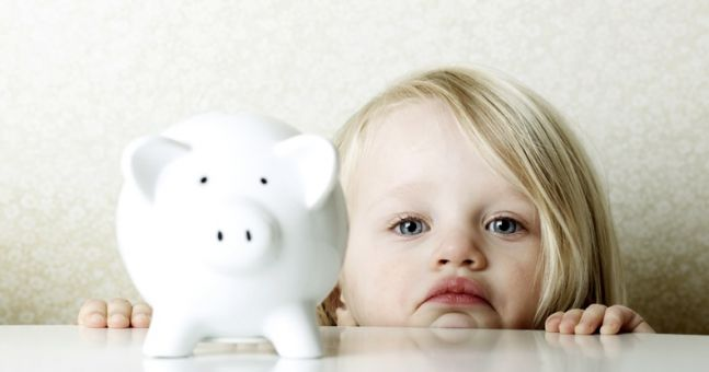 When it comes to pocket money, Andrea Mara discovers it's complicated