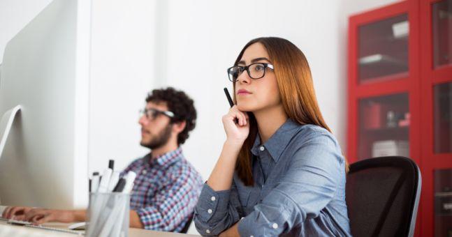 Why do women earn 14% less than men? Andrea Mara investigates