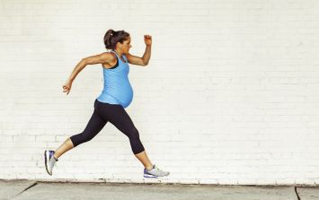 Exercise during pregnancy: How much is too much?