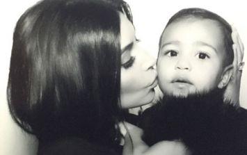 Kim Kardashian reveals her baby naming strategy