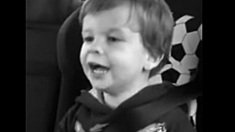 WATCH: 3-year-old belts out Kings of Leon 'The Bucket'