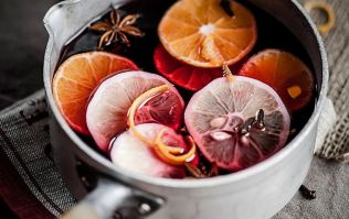 This mulled wine recipe goes perfectly with The Toy Show