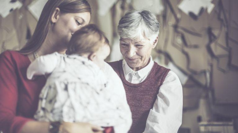 8 ways the public health nurse was a godsend when I was a new mum