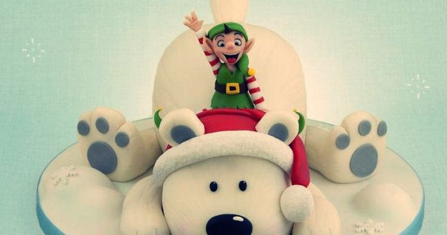 Best Christmas Cake Decoration : 12 Of The Most Amazing Christmas Cake Decorating Ideas ...