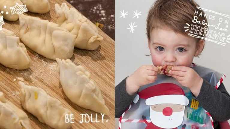 This is how to get them to eat sprouts: Dumplings you AND the kids will love