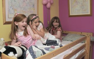 Night-time antics: Should your kids share a bedroom?