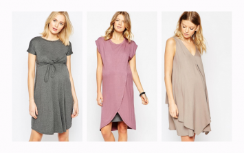 10 Stylish Dresses for Nursing Mamas for UNDER €50