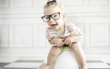 Potty Training: Why My Daughter Is Trying To Pee Like A Boy