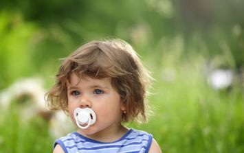 Why our second child didn't use a soother