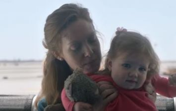 Airline's New Ad Aims To Put Parents Travelling With Kids At Ease