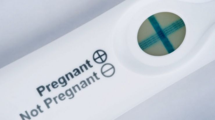 How to take a pregnancy test to make sure it's as accurate as possible