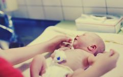 What is delayed cord clamping and why is it important for newborn babies?