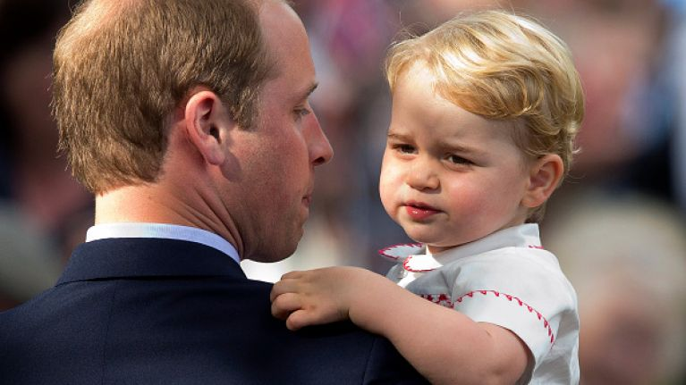 Prince William Marks Father's Day With an Important Message About Mental Health