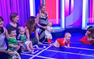 Viewers Hit Out at 'The One Show' After Baby Race Segment