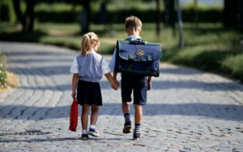 Parents in Dublin are warned about a man approaching a child