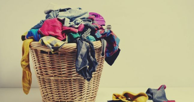 This mum's simple laundry hack will cut your washing time in half