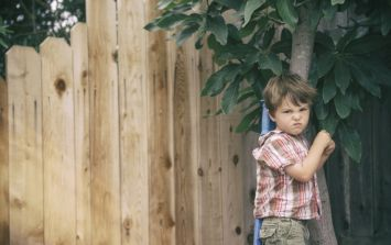 4 ways to deal with your child when they are being aggressive