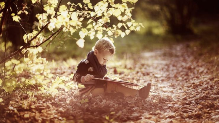 This popular Irish name is among the autumnal boy names currently trending online