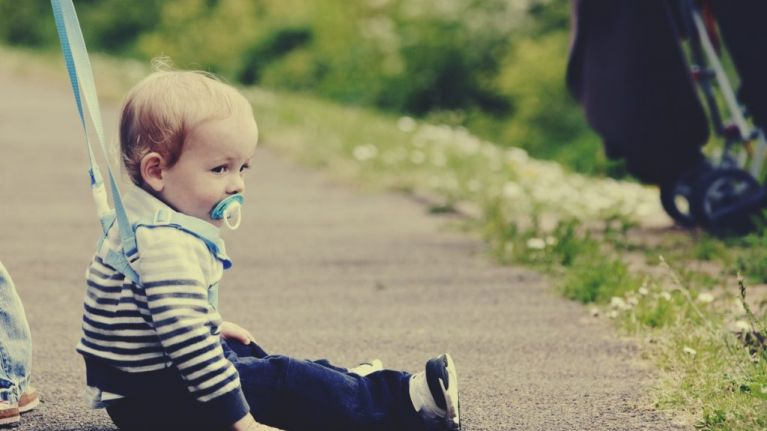 Necessary or degrading - what's your take on toddler safety harnesses?