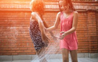 Garden activities to keep the kids busy and cool today