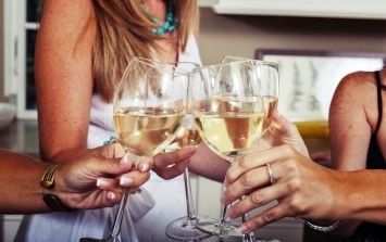 Um, Don't Panic... But There's Bad News For White Wine Drinkers