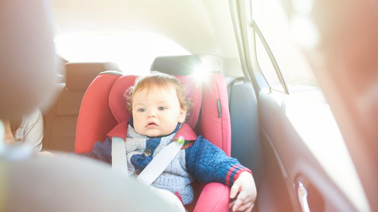 This is why you should pay attention to child car seat expiration dates