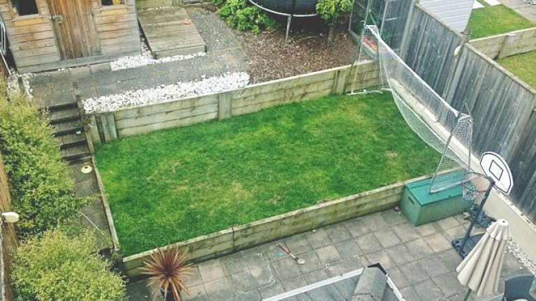 This dublin garden makeover will give you major yard envy for Gardening 3rd trimester