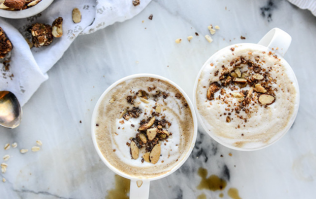 These oatmeal lattes might just be the best breakfast mash-up ever invented