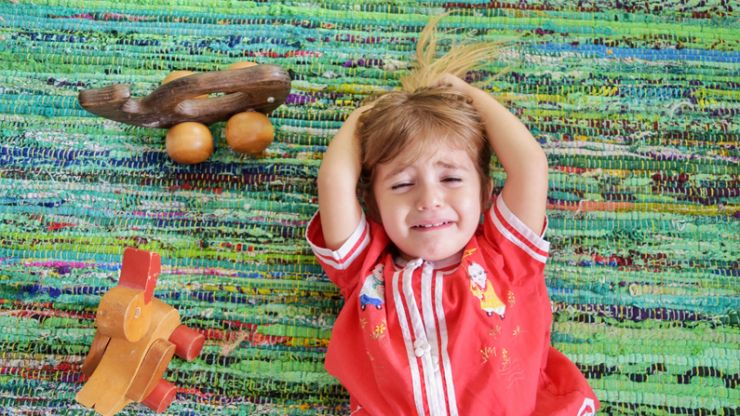 Mum posts helpful way to avoid temper tantrums at the supermarket