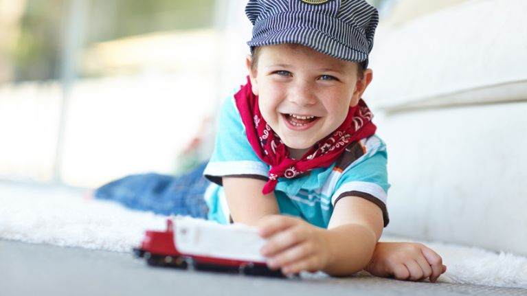 5 Awesome Train-inspired Kid's Birthday Party Ideas