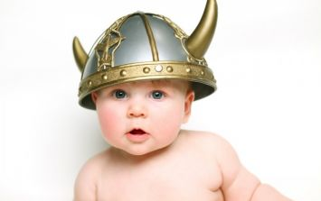 11 stunning baby names inspired by norse mythology