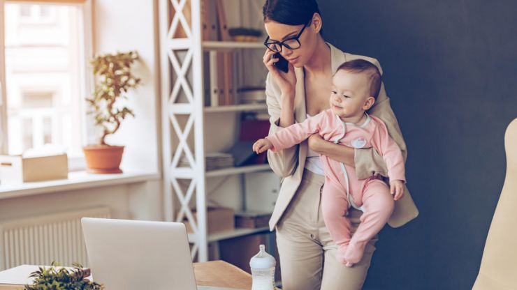 8 things that every working mother will relate to