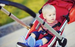 Long periods in the buggy can damage kids' posture, say doctors