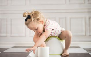 How we potty trained our daughter in just three days