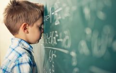 It's time we stopped punishing children for not being good at maths