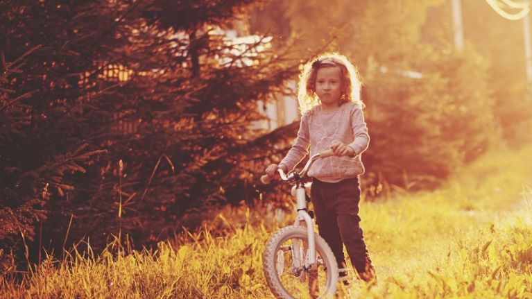 This Awesome Transforming Bike Grows With Your Child