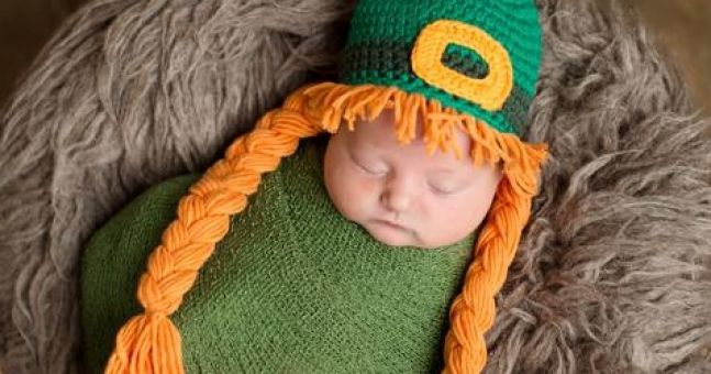 These are the most popular Irish baby names stateside (and we're all patriotic!)