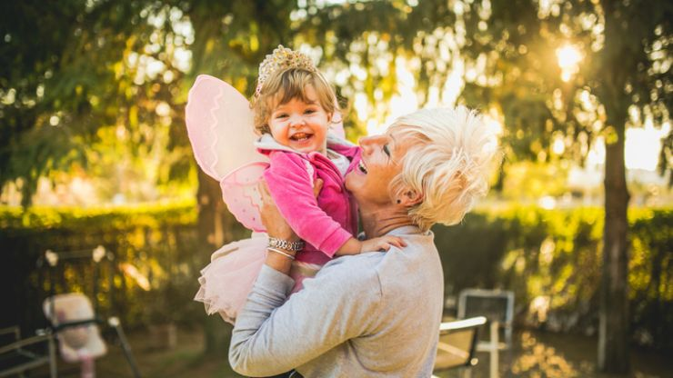 Here is why science says maternal grandmothers are especially important to children