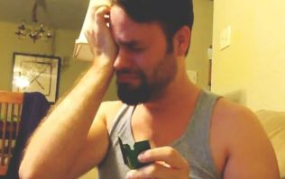 Deaf man finds out wife is pregnant in seriously sweet way