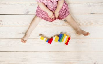 This common habit could seriously harm your child's muscles and motor development