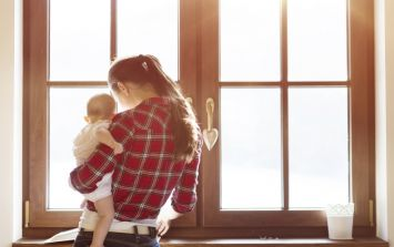 How do you carry your baby? It could make a difference to their development