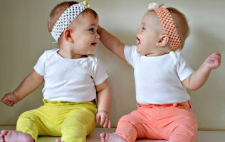 'Double trouble...' 7 things strangers will say to you when you're a mum of twins