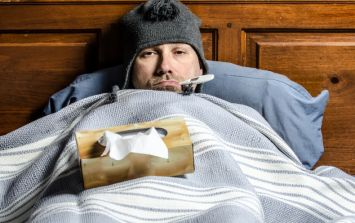 10 Crazed Thoughts I Have When The Man Starts Hinting at 'Man Flu'