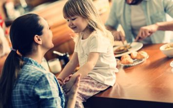 This parenting hack can make family mornings run so much smoother