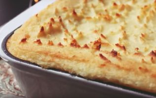 This Trick Will Turn Your Mashed Potatoes Into A Masterpiece
